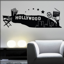 "<font color=""#0044CC"">Hollywood</font>"