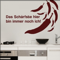Chilli mit Text