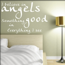 "<font color=""#0044CC"">Believe in Angels</font>"
